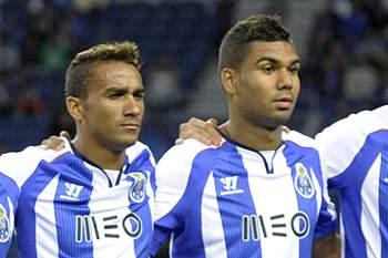 Equipa do FC Porto que derrotou o BATE Borisov por 6-0.