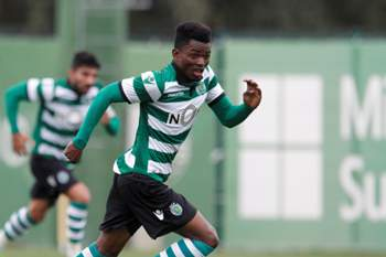 Gelson Dala voltou a marcar pelo Sporting