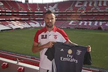 Oficial: Seferovic assinou pelo Benfica por cinco temporadas