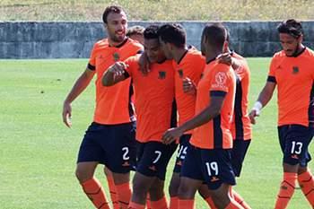 Paços de Ferreira vence Vitória de Guimarães B por 3-0, com 'bis' de Welthon