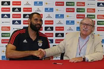 Nicolas dos Santos é reforço do Benfica por duas épocas