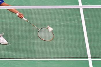 O atleta portuguesa Telma Santos durante a prova de eliminatórias de Badminton frente à tailandesa Ratchanok Intanon nos Jogos Olímpicos em Londres 2012, Inglaterra, 31 de julho de 2012. JOAO RELVAS/LUSA