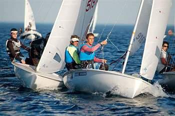 Diogo Costa e Pedro Costa foram 11.º no Campeonato Europeu de 470