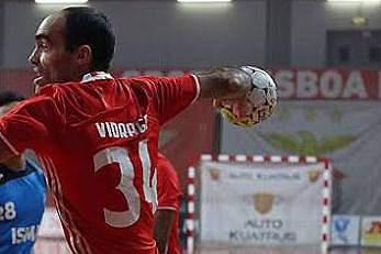 Andebol: Benfica