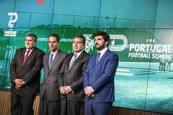FPF apresentou a Portugal Football School