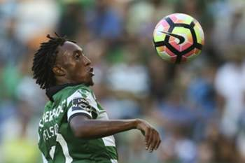 Sporting's Gelson Martins during the Portuguese First League soccer match against Moreirense held at Alvalade Stadium in Lisbon, Portugal,10th September 2016. MARIO CRUZ/LUSA