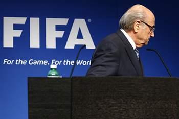 Presidente da FIFA.