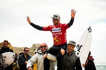 Gony Zubizarreta é o grande vencedor do Allianz Ericeira Pro by Dakine