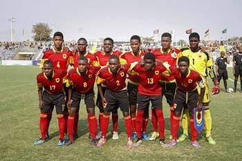 Seleção de Angola de sub-20