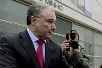 António Marques, presidente da Associação Industrial do Minho
