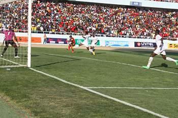Seleção angolana