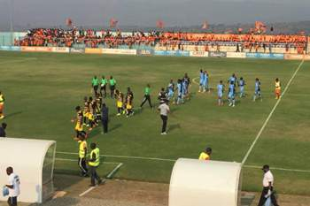 Recreativo do Libolo venceu o Progresso da Lunda Sul por 2-1.