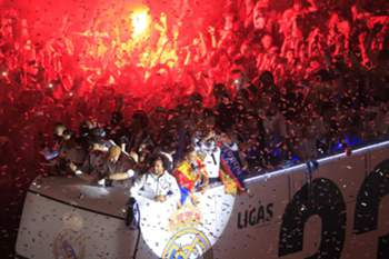 Festa do '33' do Real Madrid