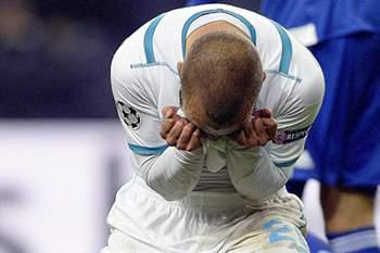 FC Porto: André André desesperado