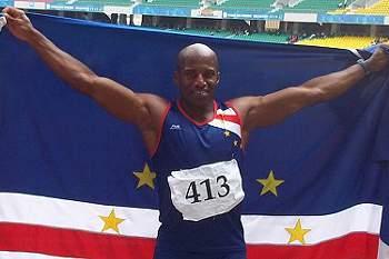 Marcio Fernandes, atleta caboverdiano