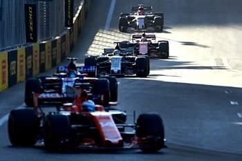 O australiano Daniel Ricciardo (Red Bull) venceu o Grande Prémio do Azerbaijão, oitava prova do Mundial de Fórmula 1, naquele que foi o seu primeiro triunfo em 2017.