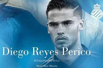 Diego Reyes vai jogar no Espanhol