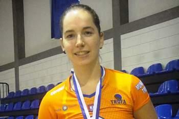 Vanessa Rodrigues, voleibol