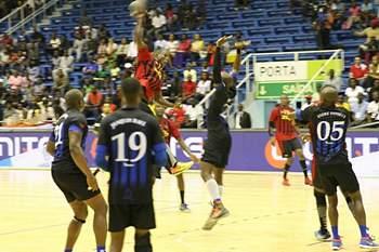 1º de Agosto torna-se campeão angolano em masculinos