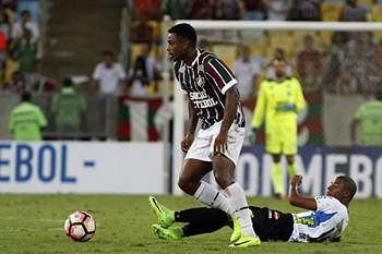 Wendel, jogador do Fluminense