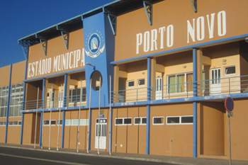 Estádio Municipal do Porto Novo.