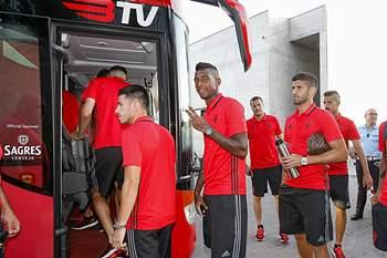 Rui Vitória leva vário reforços para a Algarve Cup