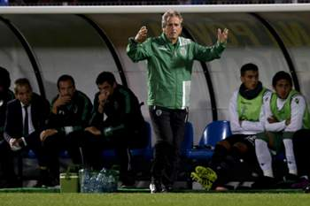 Jorge Jesus, técnico do Sporting