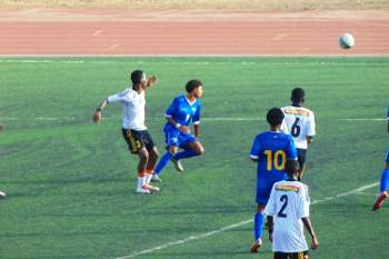 Cabo Verde - Angola nos Jogos da CPLP