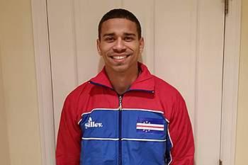 Jordin Andrade, atleta