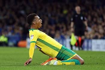 Josh Murphy fixou o resultado final frente ao Everton com um golo aos 74 minutos.