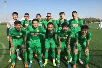 Equipa do Beijing Guoan