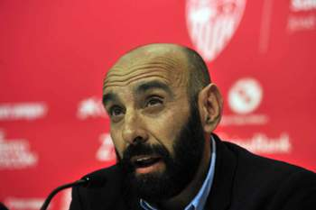 Monchi, diretor desportivo da AS Roma