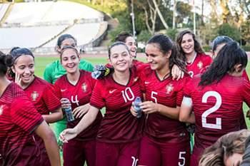 Seleção nacional garante apuramento para a Ronda de Elite do Europeu 2017