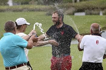 Golfe: Portugal Masters de sonho para Andy Sullivan