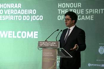 Secretário de Estado da Juventude e do Desporto.