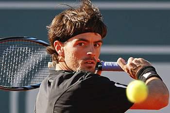 Gastão Elias, tenista