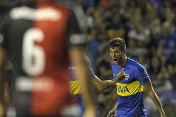 Rodrigo Bentancur tem dado nas vistas ao serviço do Boca Juniors.