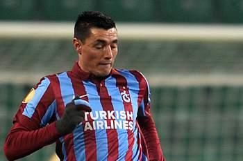 Cardozo no Trabzonspor