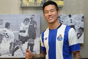 Suk oficializado no FC Porto.
