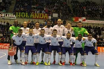 Seleção de futsal de Portugal