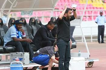 Vaz Pinto espera que a sorte da equipa mude nos pr