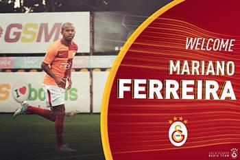 Mariano assina pelo Galatasaray