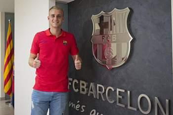 O guardião holandês custou 13 ME ao Barcelona
