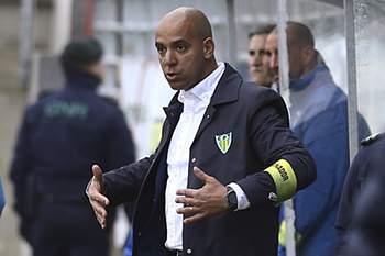 Pepa, treinador do Tondela