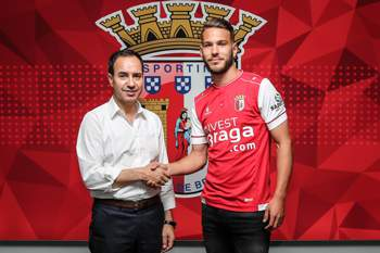 Sequeira assina pelo SC Braga