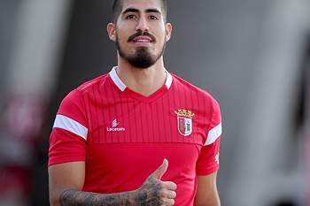 Benítez estreia-se nos convocados do Sporting de Braga