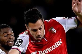 SC Braga. André Pinto apto para a Supertaça