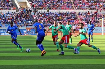 Futebol: Cabo Verde - Marrocos