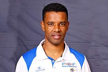 Lito, adjunto da seleção de Cabo Verde