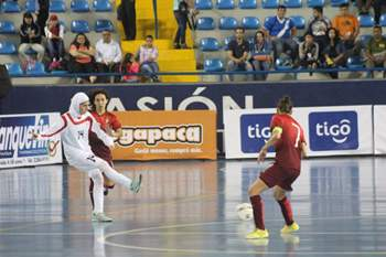 Irão-Portugal futsal